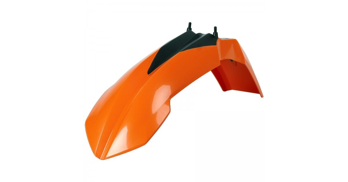 Polisport Front Fender KTM Orange for KTM 65 SX 2002-2008